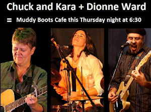 Muddy Boots - August 4, 2011